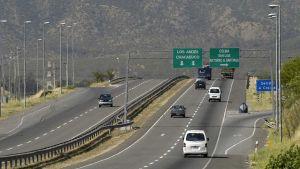 Chilean highway