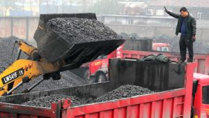 China coal projects
