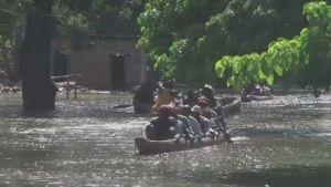 Congo floods