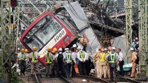 Congo train derailment
