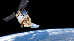 Copernicus Sentinel-5P satellite