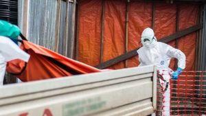 Ebola in Rwanda, Congo