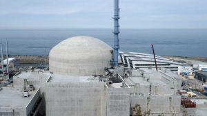 EDF Flamanville reactor
