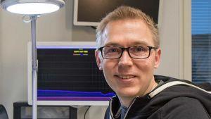 ePassi's founder, Risto Virkkala