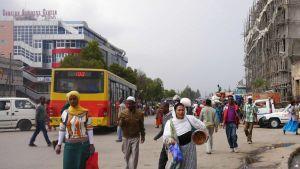 Ethiopia street