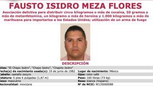 Fausto Isidro Meza-Flores