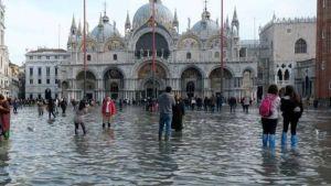Flood in Venice