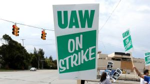 General Motors strike continues