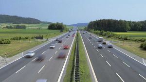 German highway