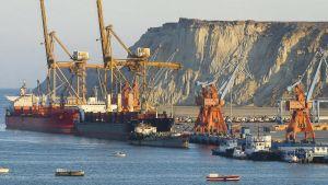 Gwadar port