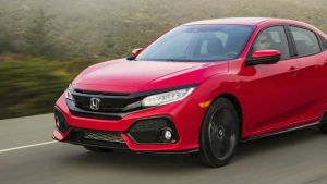 Honda diesel car