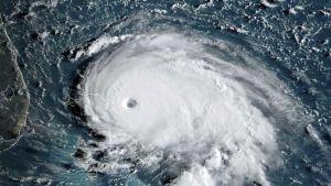 Hurricane Dorian UK