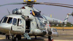Indian Mi-17