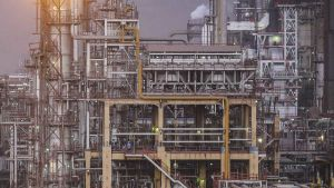 Indian Oil and Natural Gas Corporation plant