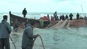 Iran fishermen