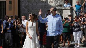 King Felipe Cuba