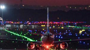 Korean Air Air Namibia collision