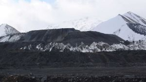 Kumtor Mine
