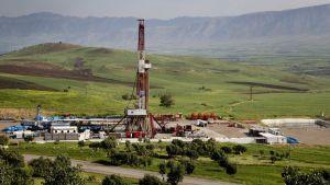Kurdistan oil field