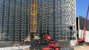 Latvia construction