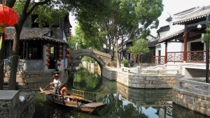 Luzhi Ancient Town