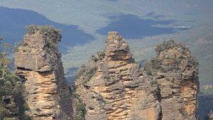 Meehni, Wimlah and Gunnedoo peaks