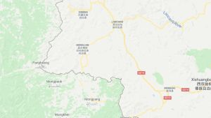 Menglian Dai Lahu and Wa Autonomous County