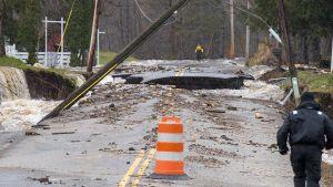Mohawk Valley storm