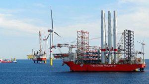 Neart na Gaoithe offshore wind farm