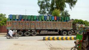 Pakistan fuel