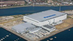 Panasonic plant