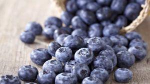 Peruvian blueberries