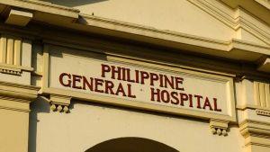 Philippine hospital