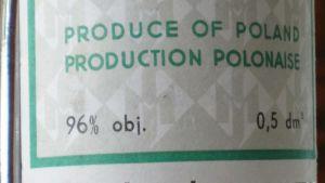 Poland alcohol