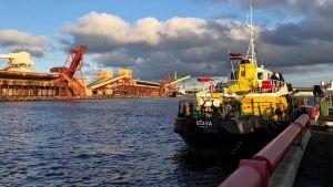 Port of Riga