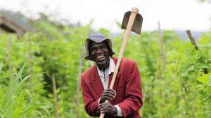 Rwanda farmers