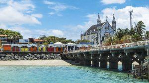 Salvador with Ilha de Itaparica