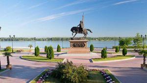 Samara in Russia