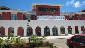 Samoa hospital