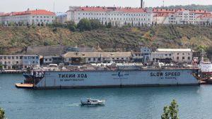 Sevastopol floating dock