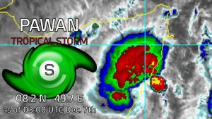 Somalia storm
