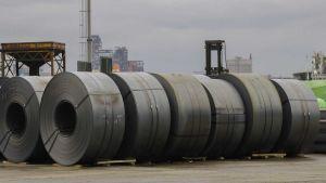 South Kore steel