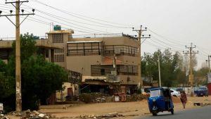 Sudan street