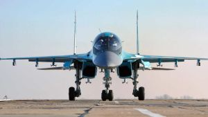 Sukhoi Su-34 fighter