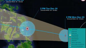 Tropical Storm Phanfone