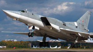 Tu-22 bomber