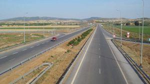 Tunisia road