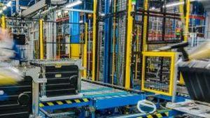 UK factories