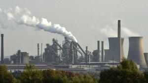 UK heavy industry