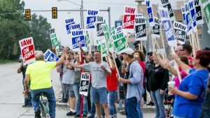 United Auto Workers from General Motors
